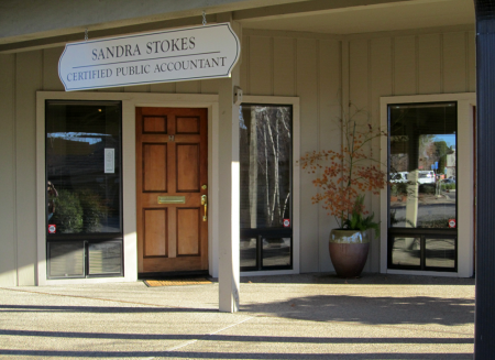 Sandra Stokes CPA Chico, CA Office